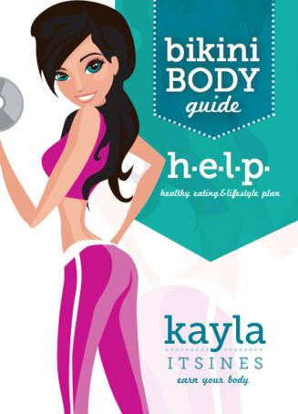 Kayla Itsines Diet
